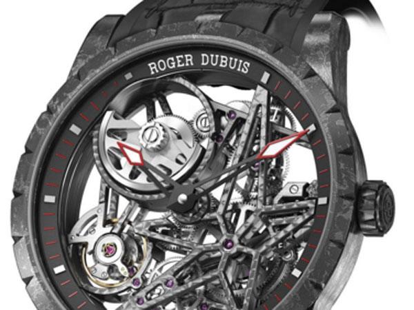Richemont al 100% di Roger Dubuis