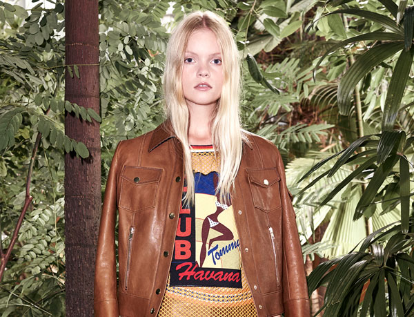 Tommy Hilfiger affida la donna a Tomorrow