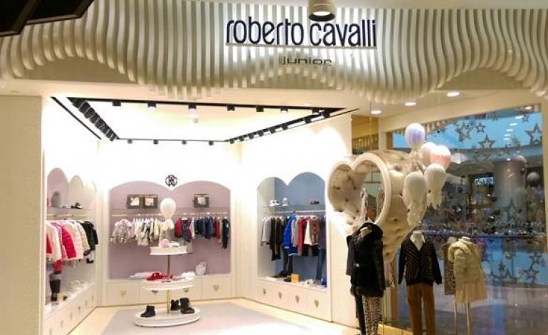 Roberto Cavalli Junior apre a Shanghai