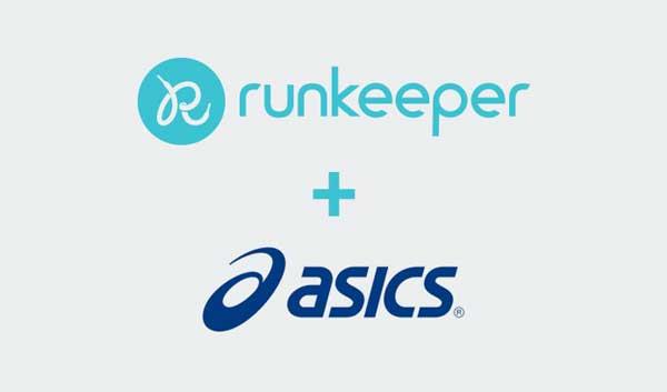 Asics corre con Runkeeper