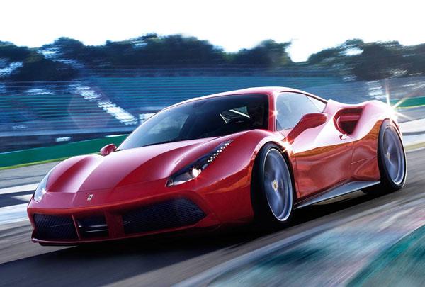 Ferrari affonda in Borsa sulle stime 2016