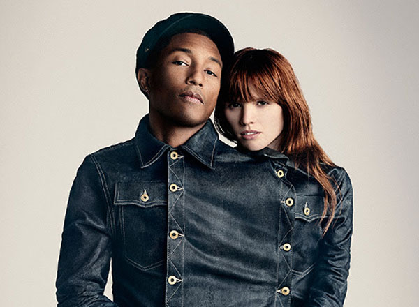 Pharrell entra in G-Star Raw