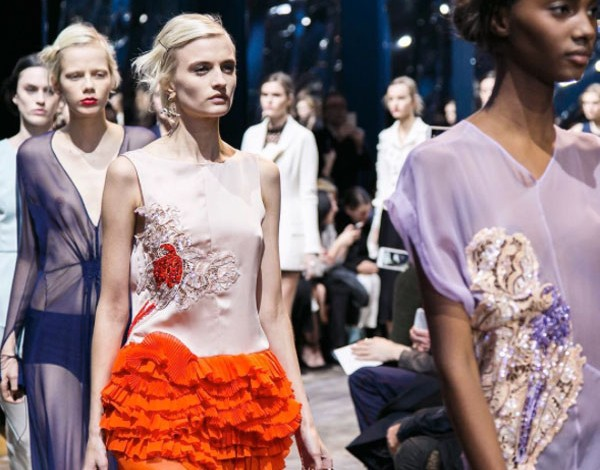 Christian Dior Couture, 2015 a +17%