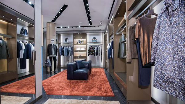 Fendi cambia location a Beverly Hills