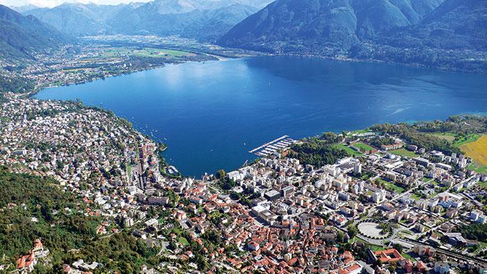 Lusso, Lugano addio