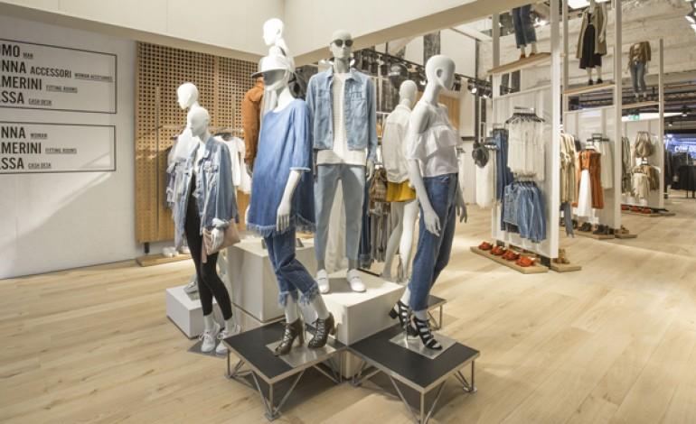 Bershka, a Milano il negozio più grande