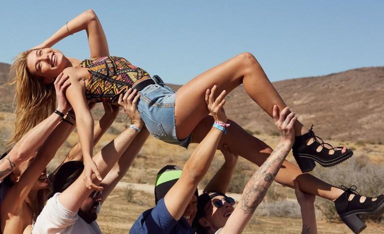 H&M lancia collezione dedicata al Coachella