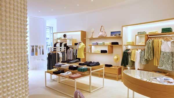 Harmont & Blaine, prima boutique solo donna