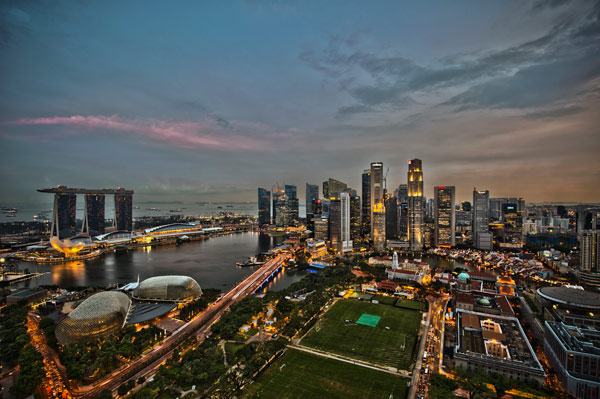 Singapore? Candidata a essere la nuova Hong Kong