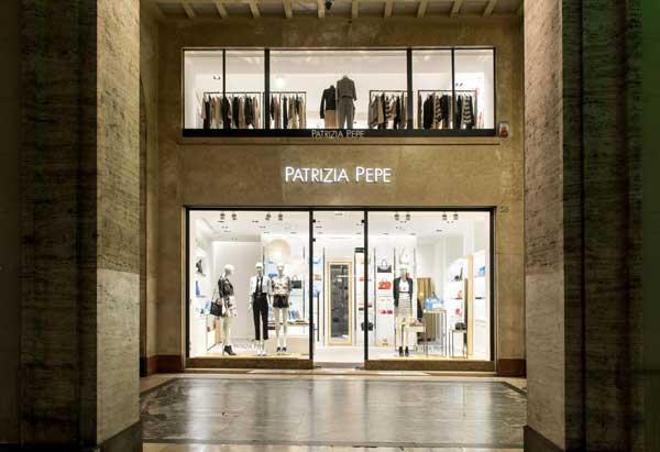 Opening torinese per Patrizia Pepe