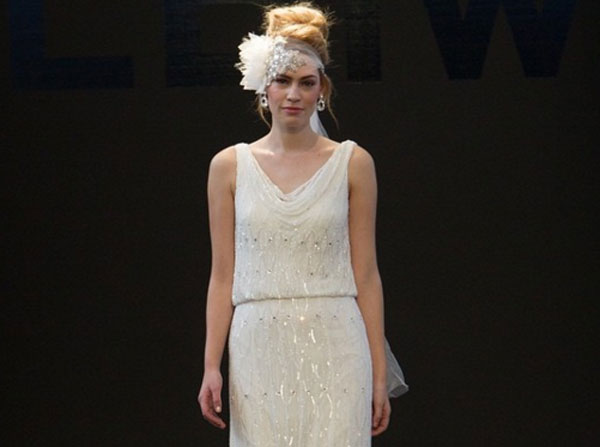 Londra congela la bridal fashion week
