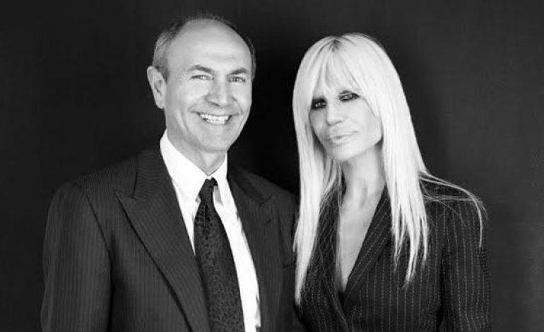 Versace, ricavi 2015 a +17,5%