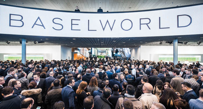 Baselworld, nel 2018 buyer in lieve calo
