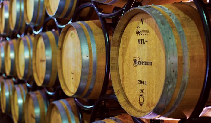 Tempi per vini robusti