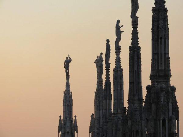 La moda aiuta il Duomo di Milano