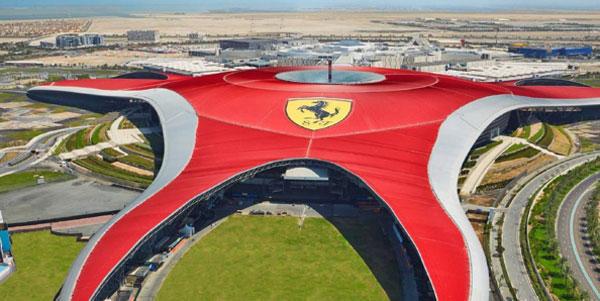 Ferrari pianifica parco a tema in Nord America