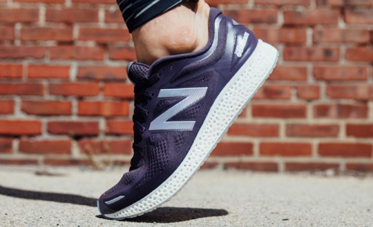 New Balance stampa la sneakers 3D