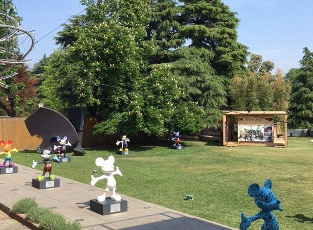 Topolino celebra l'Italia con una mostra in Triennale
