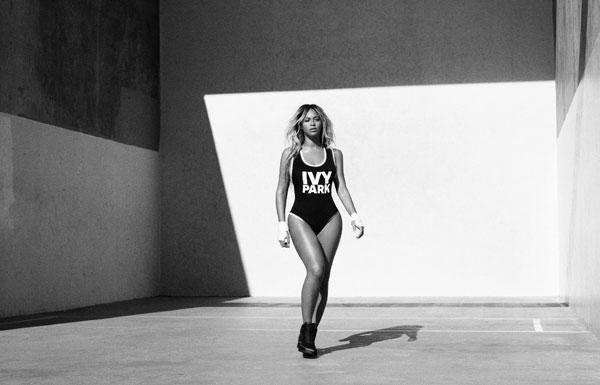 Beyoncé debutta con Ivy Park