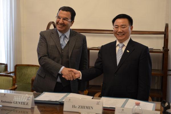 Mise, patto con la Cina contro i falsi