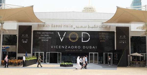 Al via oggi Vicenzaoro Dubai