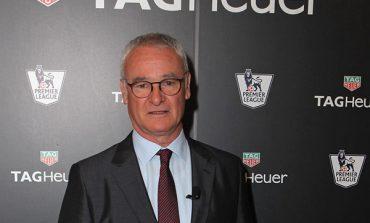 Claudio Ranieri ambasciatore Tag Heuer