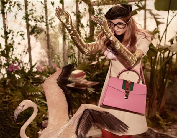 Gucci, una capsule per Net-a-porter