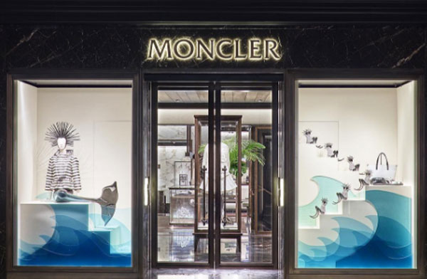 Moncler batte le stime nel q1 pambianco news for Showroom moncler milano