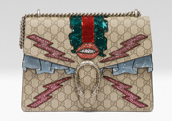 Gucci integra calzature e pelletteria