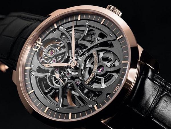 Gli orologi svizzeri sperano in un 2017 stabile for Orologi artigianali svizzeri
