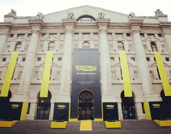 Technogym corre al debutto in Borsa