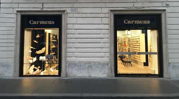 Carmens inaugura a Roma