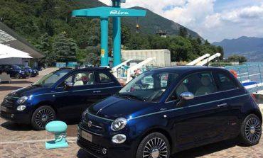 Fiat 500 mette le ruote a Riva