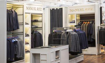 Manuel Ritz punta sui corner in shop