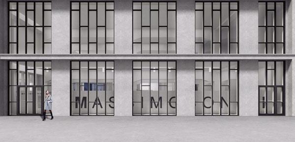 Massimo Bonini, nuovo showroom a Milano