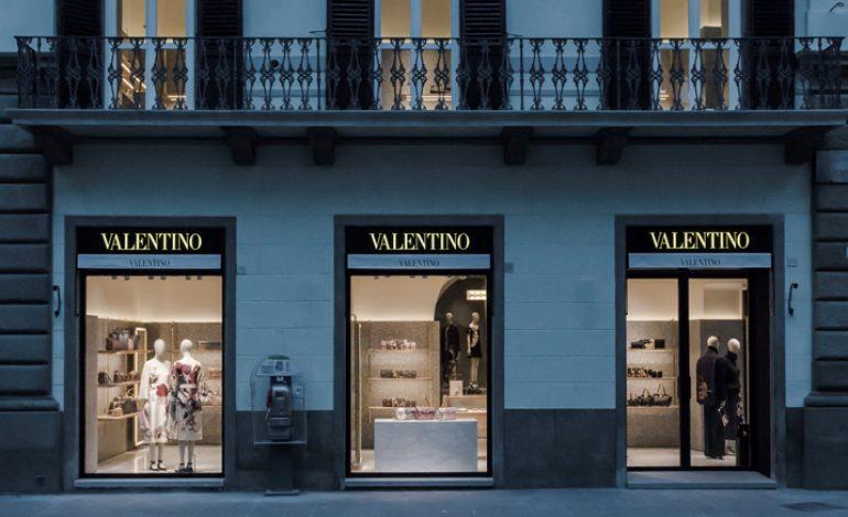 Valentino apre a Firenze