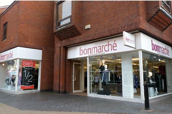 Bonmarché, 2015 a +5,3%