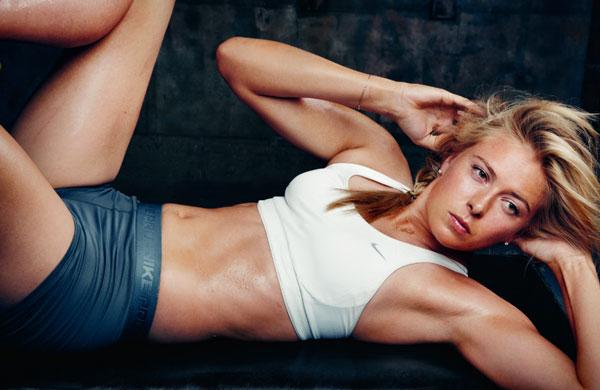 Nike perdona Maria Sharapova