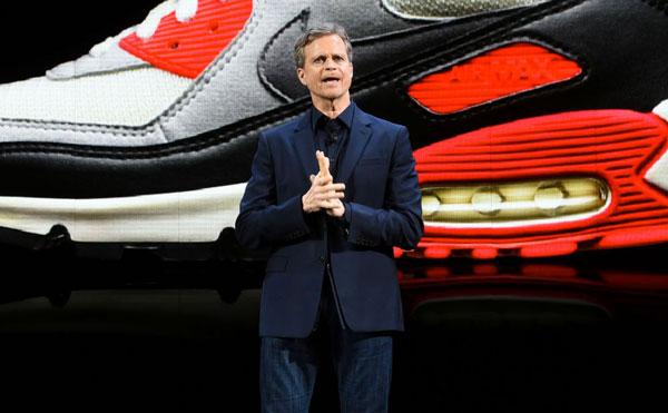 Nike, corsa a tre per il dopo Parker