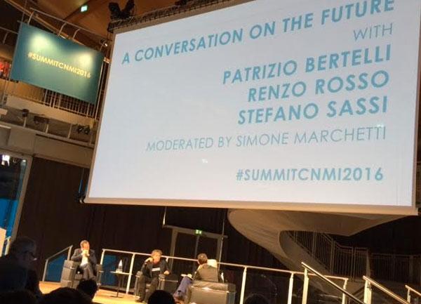 Primo summit internazionale per Cnmi