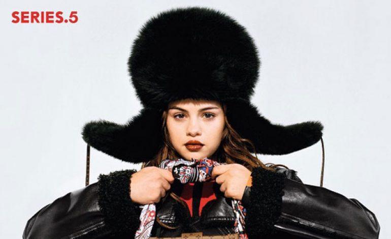 Vuitton arruola Selena Gomez