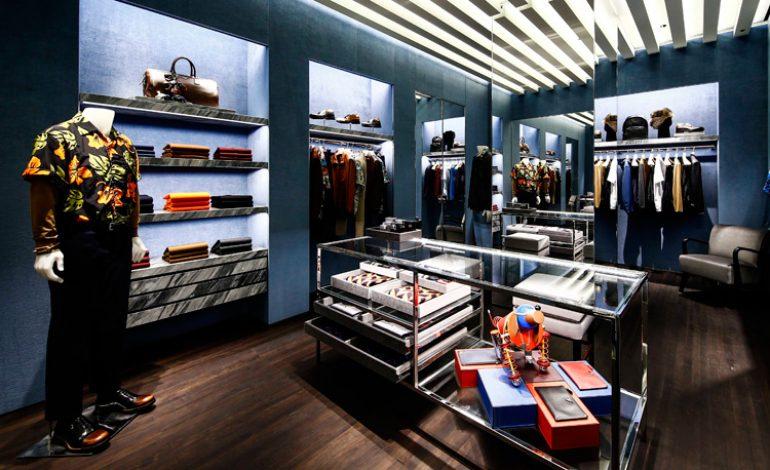 Prada, da Shanghai il nuovo look retail