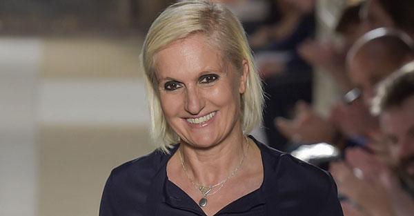 Dior, adesso tocca a Maria Grazia Chiuri
