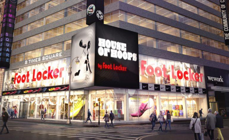 Foot Locker conquista Wall Street