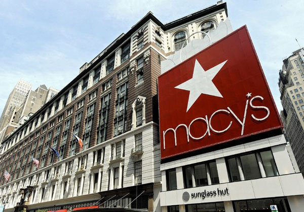 Macy's lancia e-commerce in Cina