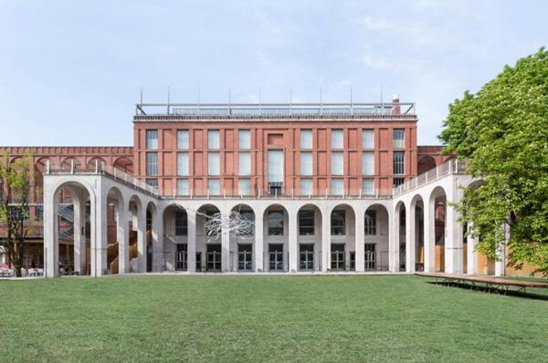 Marras in mostra alla Triennale di Milano