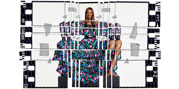 Kenzo x H&M, le prime immagini