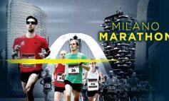 Armani conquista la Maratona di Milano