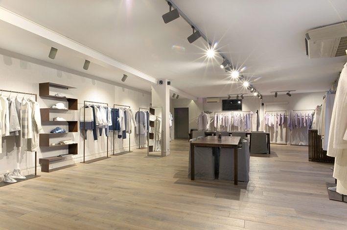 Lorena Antoniazzi, nuovo showroom a Parigi