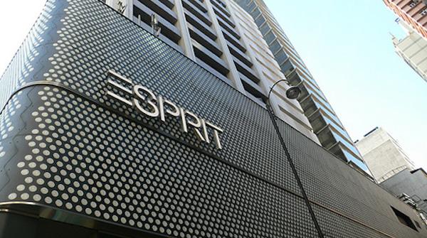Esprit torna all'utile nei 12 mesi